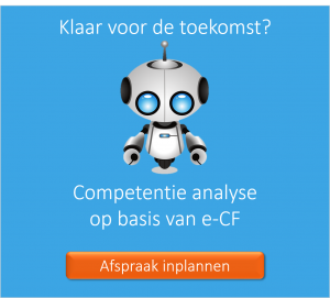 e-CF actie pagina